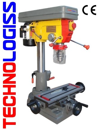 Drilling Milling Machine Incl Stand Bench Drill Model